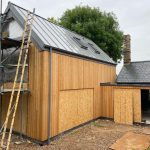 Zinc Roofing 2, ELC Roofing, Sudbury, Ipswich, Saffron Walden